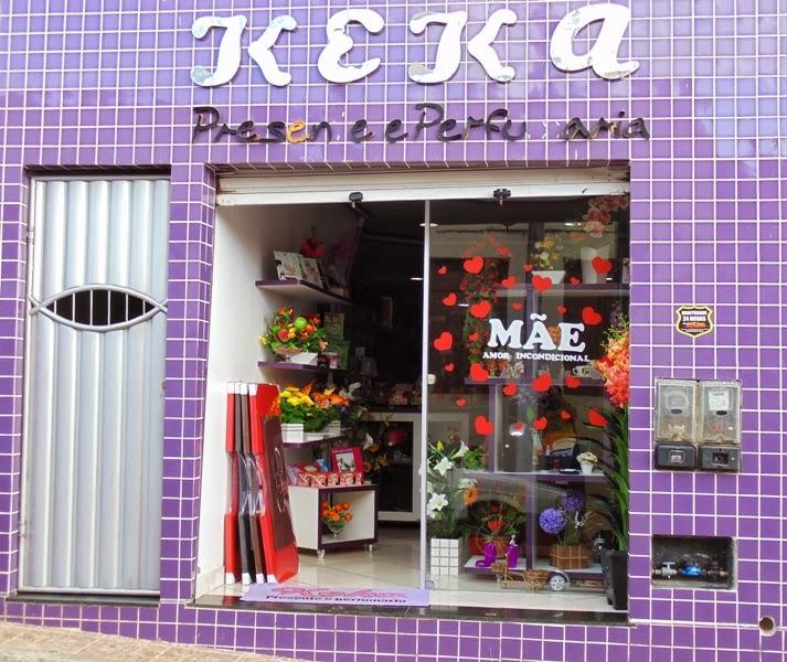 36f82218c Na loja de Keka Presentes e Perfumaria você encontra tudo para deixar a sua  mamãe ainda mais bonita e perfumada - Agmar Rios Notícias