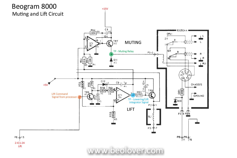 Phonograph Cartridge Wiring Diagram