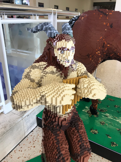 Teb the Satyr: Mythical Beasts by Bright Bricks.