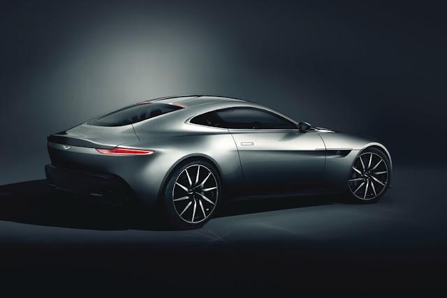 Jaguar DB10