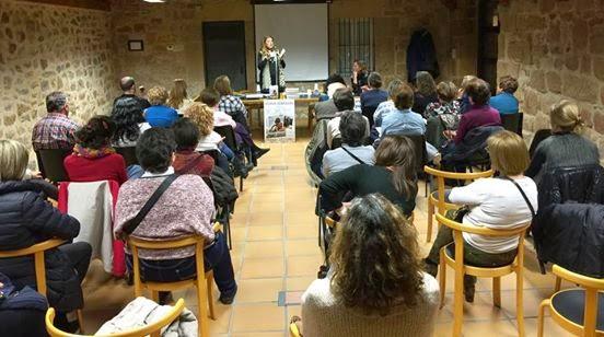 El Blog de María Serralba - E.L. Biblioteca Aguilar de Campoo (Palencia)