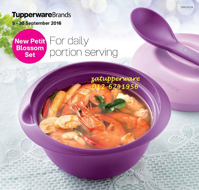 Tupperware Mini Catalogue 5th September - 30 September 2016