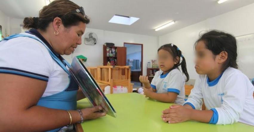 Menores con trastorno del espectro autista culminaron estudios básicos en escuela implementada por Essalud