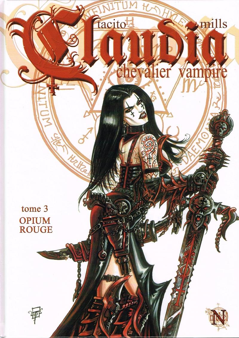 Claudia Vampire Art
