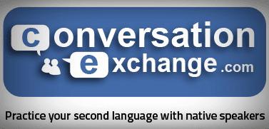موقع-Conversation-Exchange-لتبادل-اللغات