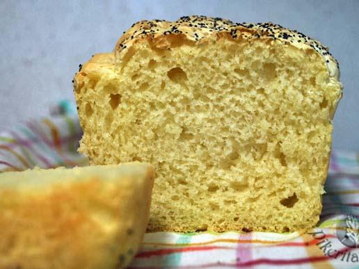 Pan de cerveza sin gluten
