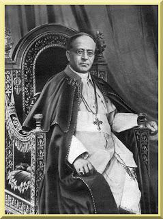 Pope Pius XI - PD-1923