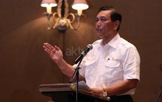 Menko Luhut: Tunggu Info Intelijen Filipina Terkait Penyenderaan WNI