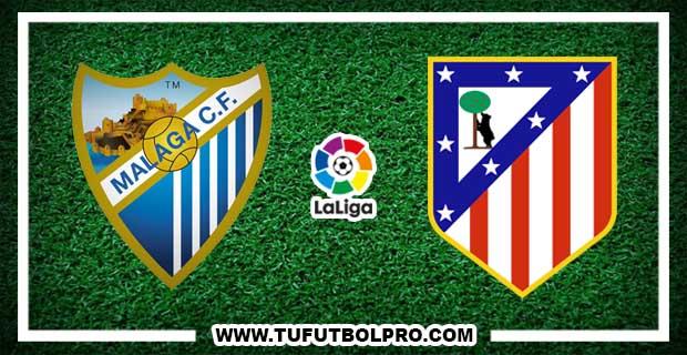 Ver Málaga vs Atlético Madrid EN VIVO Por Internet Hoy 1 de Abril 2017