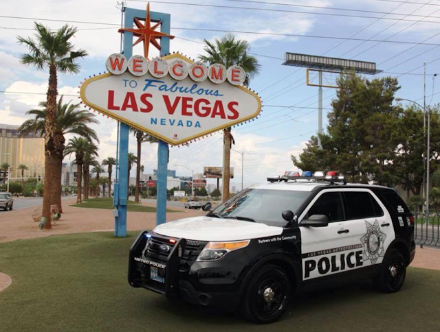 Polícia em Las Vegas