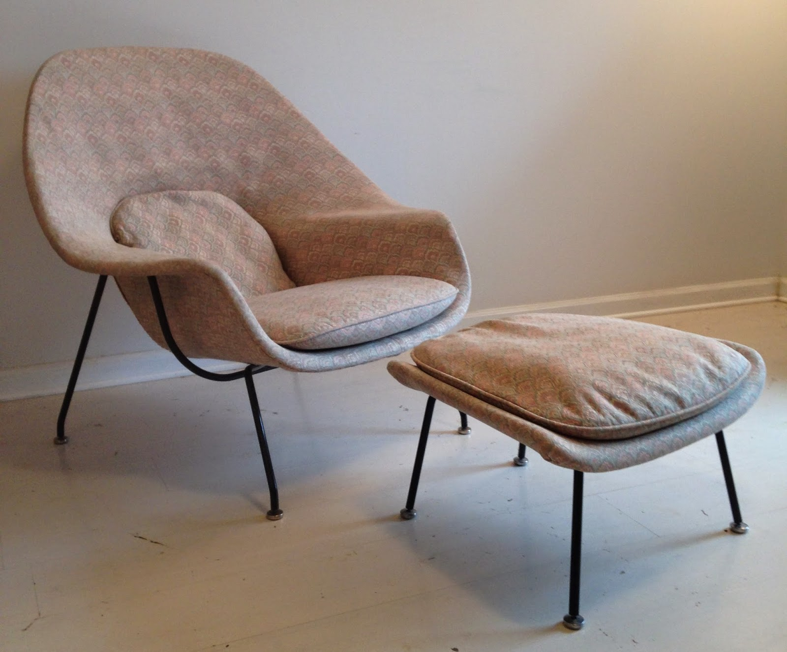 Remnant: Before & After: Womb Chair