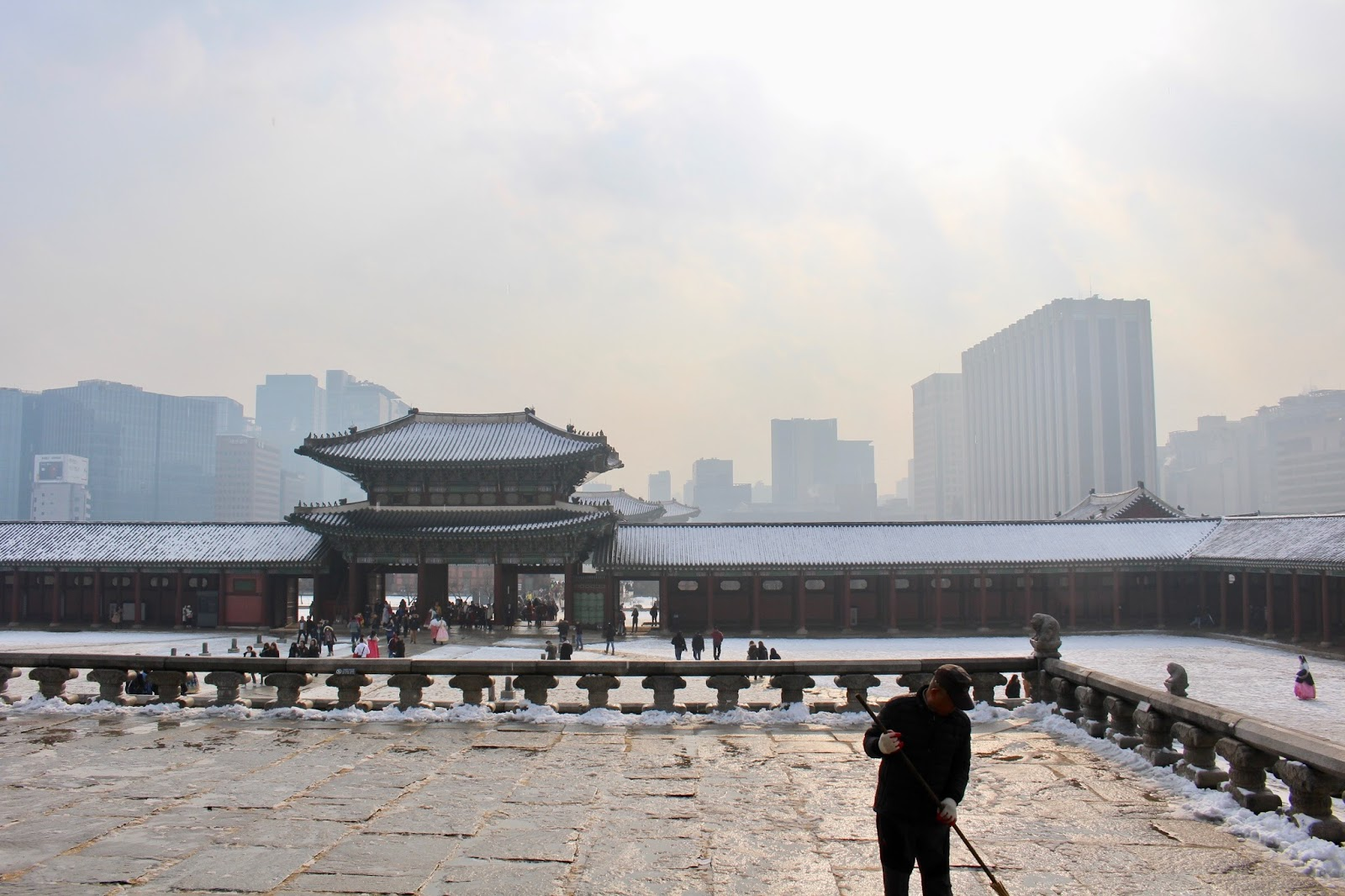 48 hours in Seoul South-Korea (part I) | Guide