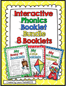 http://www.teacherspayteachers.com/Product/Interactive-Phonics-Booklet-Bundle-1084092