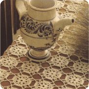 "Tapete ""Mosaico"" a Crochet o Ganchillo"