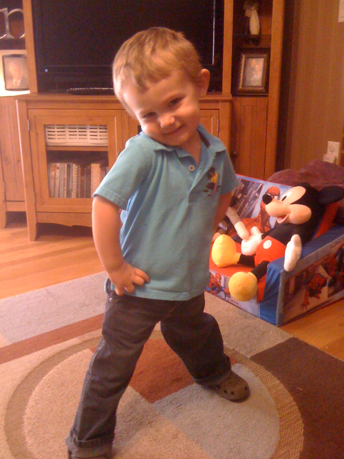 The Newton Network: Potty Training Day 1