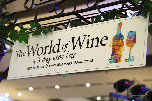 The World of Wines at Shang