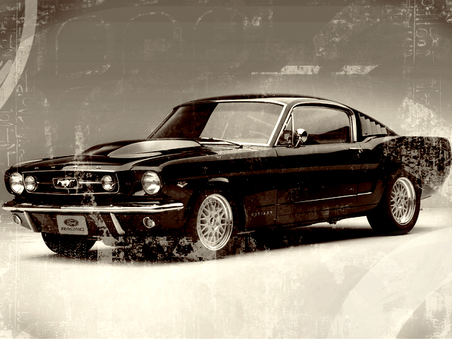 muscle car s for desktop 1