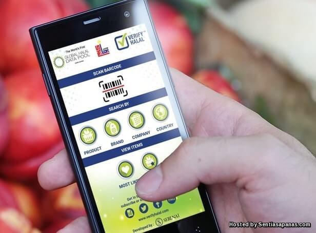 Aplikasi 'Verify Halal'