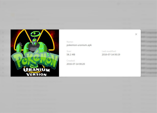 pokemon uranium full game download for android