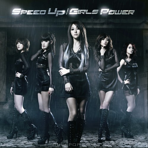 KARA – Speed Up / Girls Power (ITUNES PLUS AAC M4A)