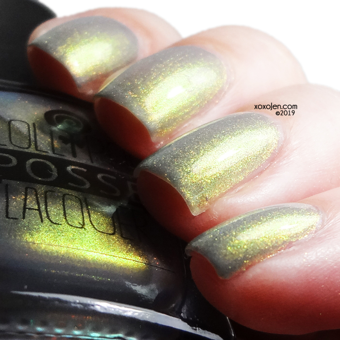 xoxoJen's swatch of Lollipop Posse Wonder For Reason