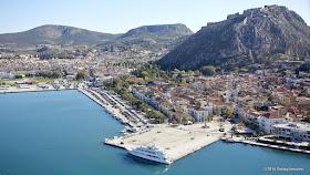 Για περισσότερες ημέρες θα παραμείνει κλειστό το λιμάνι Ναυπλίου