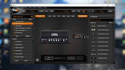 Overloud Th3 For Windows 32 or 64Bit