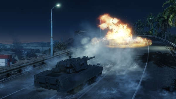 Armored Warfare PC Online