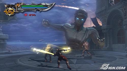 Download God Of War 2 (PS2) Legendado PT-BR
