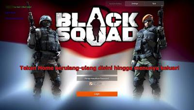 Pekalonngan Black Squad Citer Terbaru