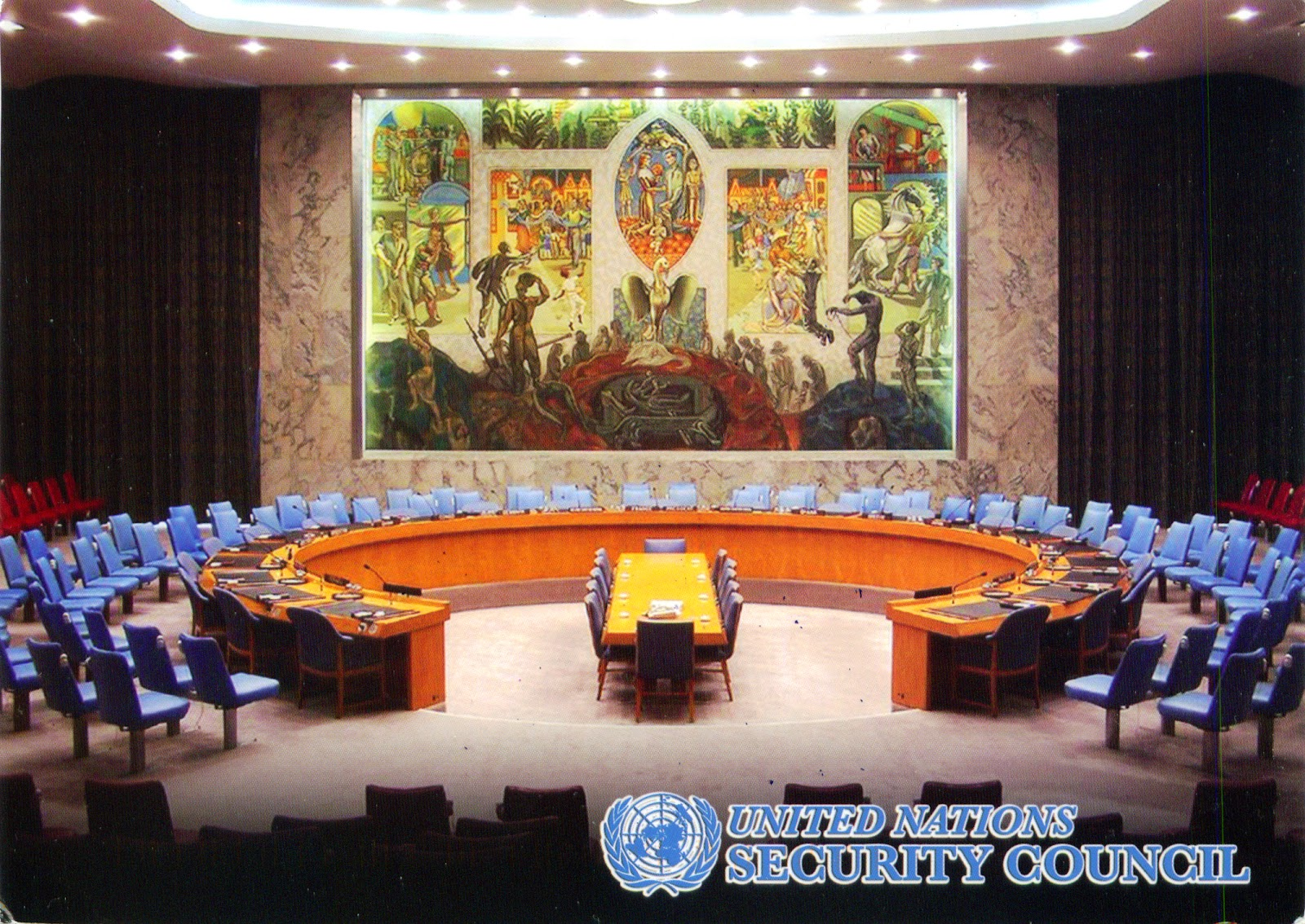 World Come To My Home United Nations