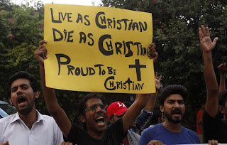 christian-protest-in-pakistan-for-grave
