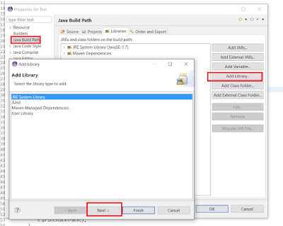 How to change default JRE of a Java project in Eclipse