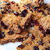 Gluten Free Cranberry and Oats Flapjack Bars And An Easy Peasy Cupcake Selection...