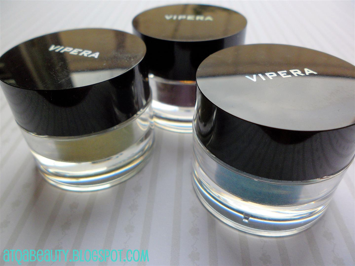 Makijaż :: Rozczarowanie – cienie sypkie Vipera Galaxy