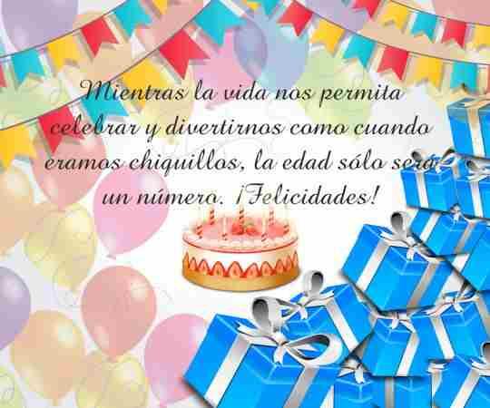 Mis mejores deseos de cumple para ti hoy y siempre muchas felicidades