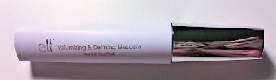 e.l.f. Volumizing & Defining Mascara Jet Black