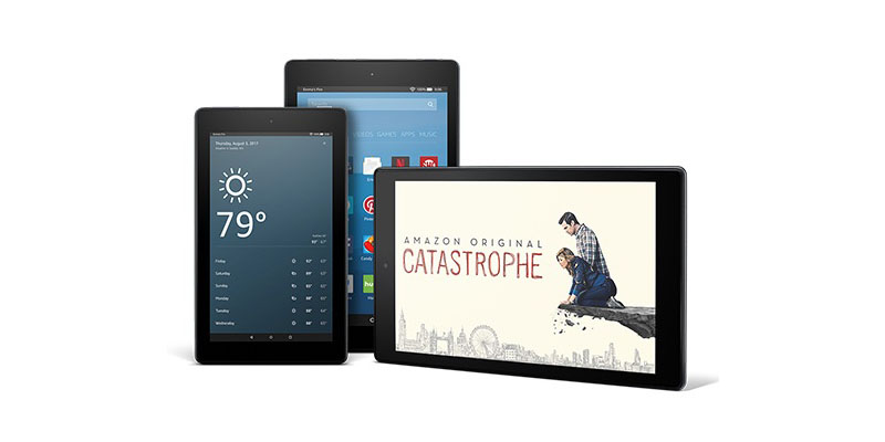 Save on Amazon Fire Tablets with Special Offers