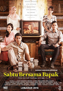 Download Film Sabtu Bersama Bapak (2016) DVDRip