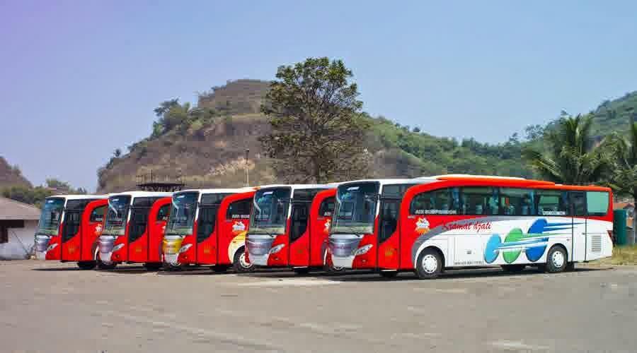 Harga Tiket Bus Kramat Djati Bandung Dan Rute Perjalanannya