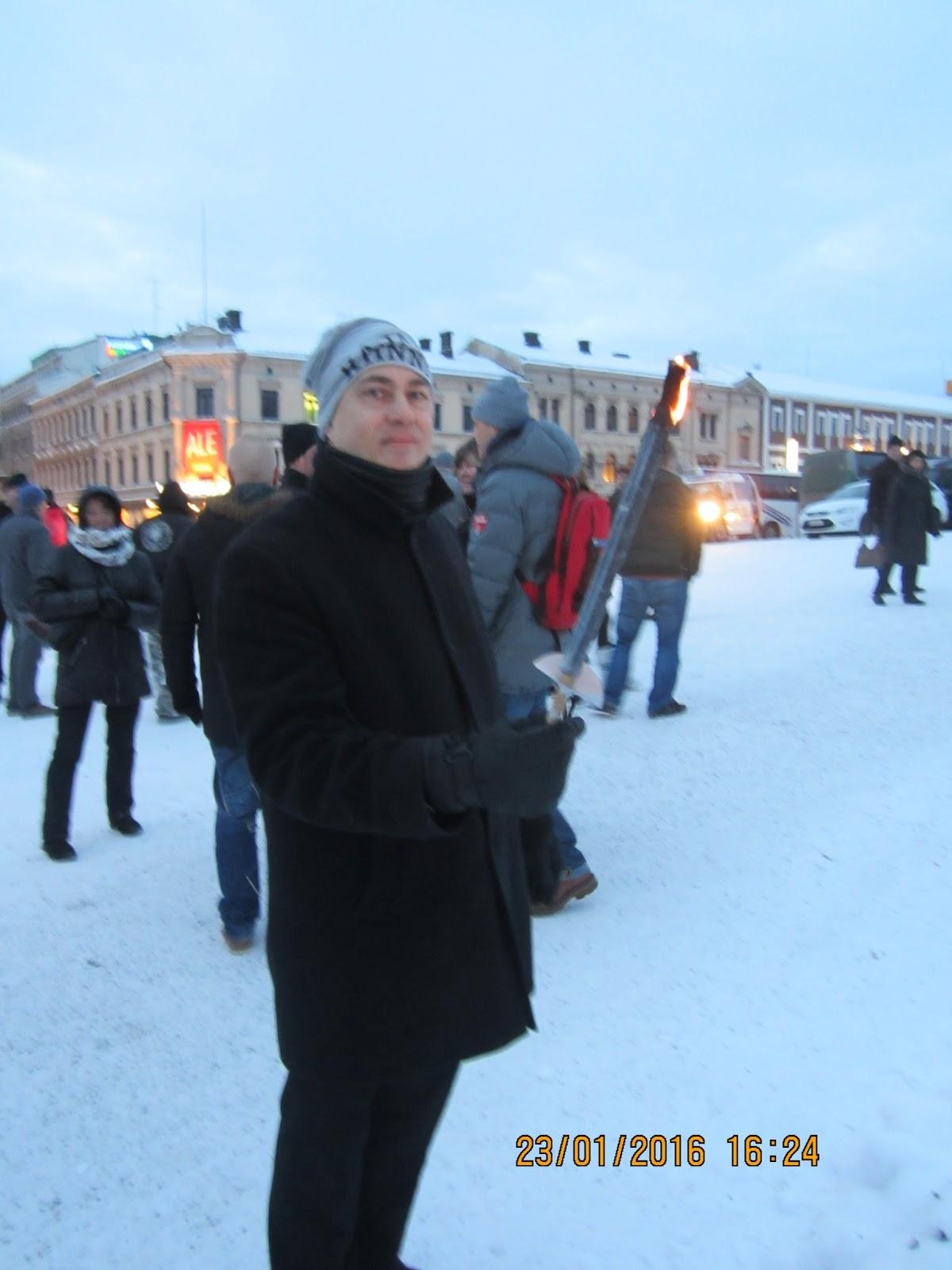 Keskustelua islamista maahanmuutosta ei Suomessa sallita erilaisten KGB-kytköshyysärien toimin