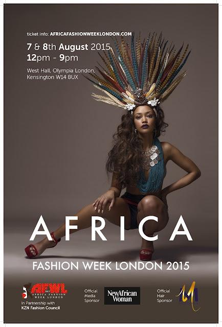 Africa Fashion Week London 2015 AFWL2015