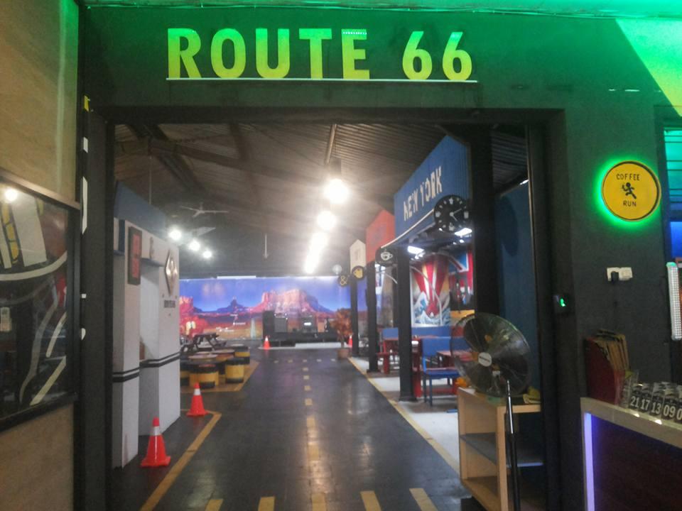 Hasil gambar untuk route 66 tasikmalaya