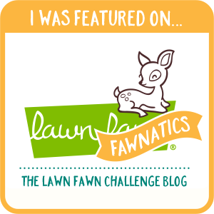 Lawn Fawn Challenge Feature
