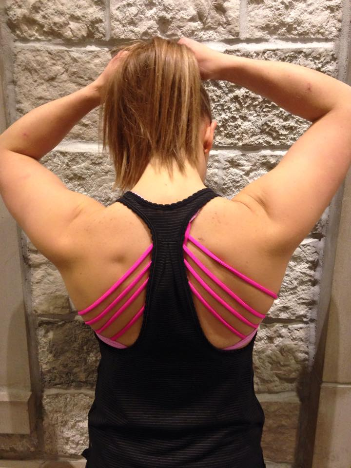 lululemon free to be wild bra