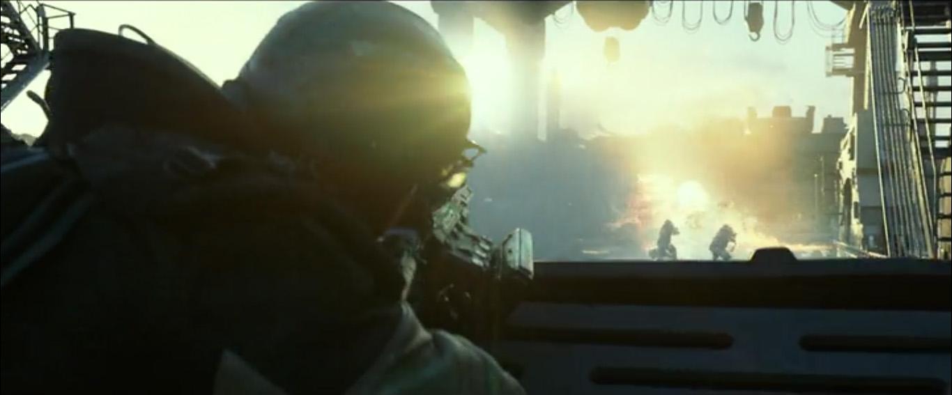 Visual de Game Shooter