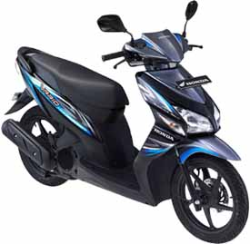 Honda Vario for Rent