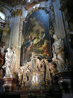 Chapelle Saint-Nicolas à Prague