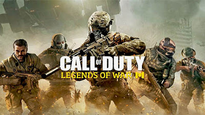 CALL OF DUTY MOBILE - LEGENDS OF WAR v1.0.3 Apk Android