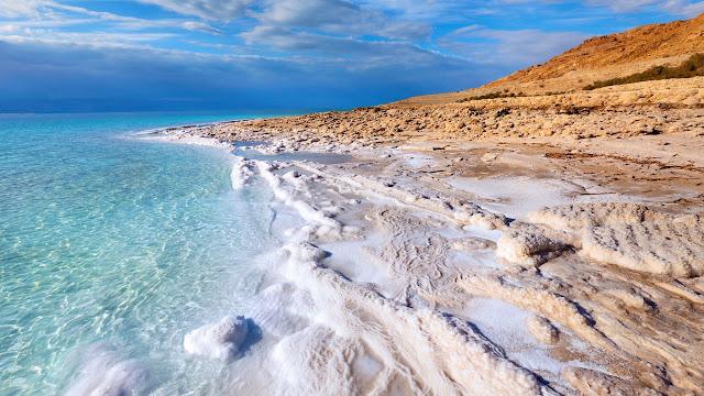 Danau yang Sering Disebut Sebagai Laut Mati, Benarkah Sebagai Bukti Akan Azab Kaum Nabi Luth? Disini Penjelasannya